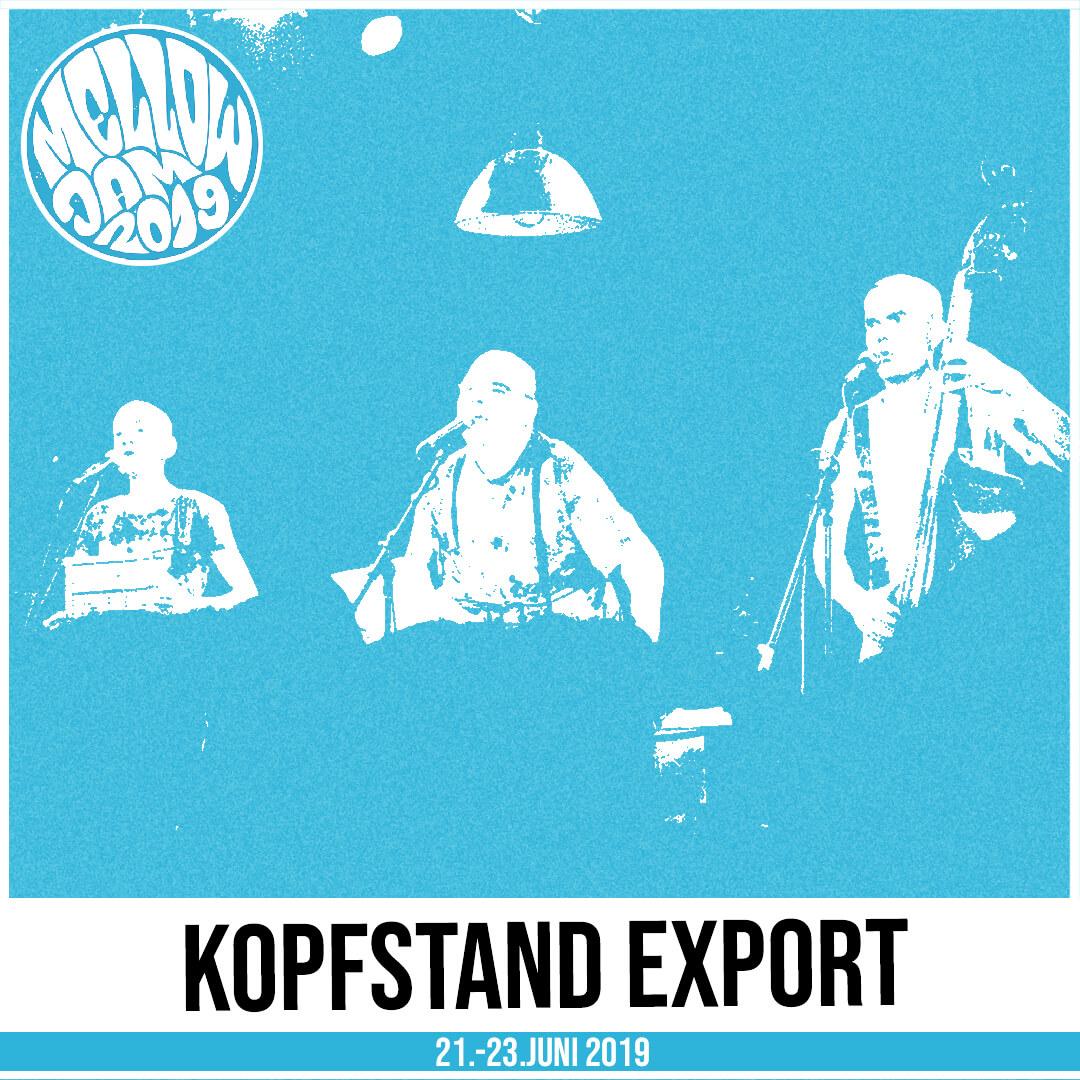 Kopfstand Export