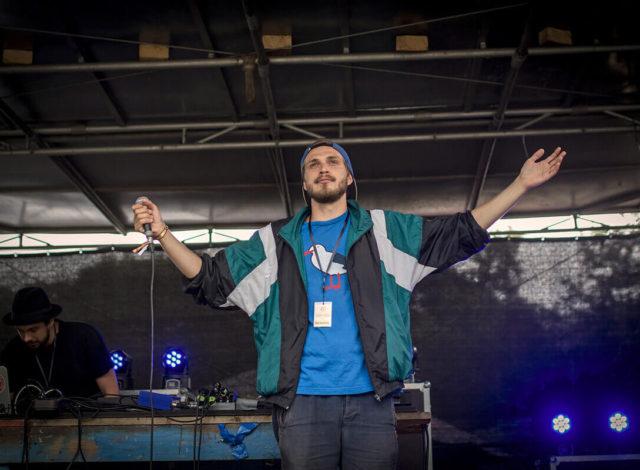 Hip Hop und Rap Stage